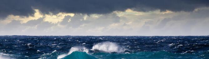 10 w skali Beauforta na morzu. 60 km/h na lądzie