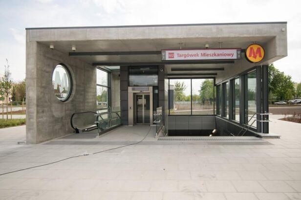 Stacja Targówek Mieszkaniowy  ZTM