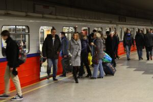 Metro wozi 140 mln pasażerów rocznie