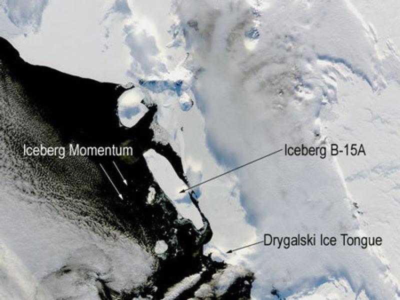 B15Z w 2005 roku (NASA)
