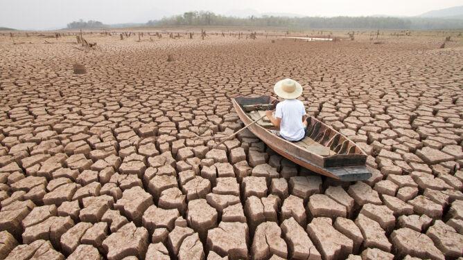 """""""Jesteśmy na skraju katastrofy klimatycznej"""". <br />Będzie to oznaczać cierpienie milionów ludzi"""