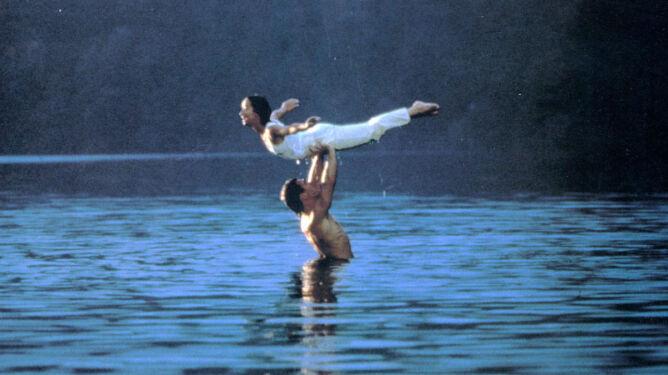 """Kultowe jezioro z """"Dirty Dancing"""" wysycha"""